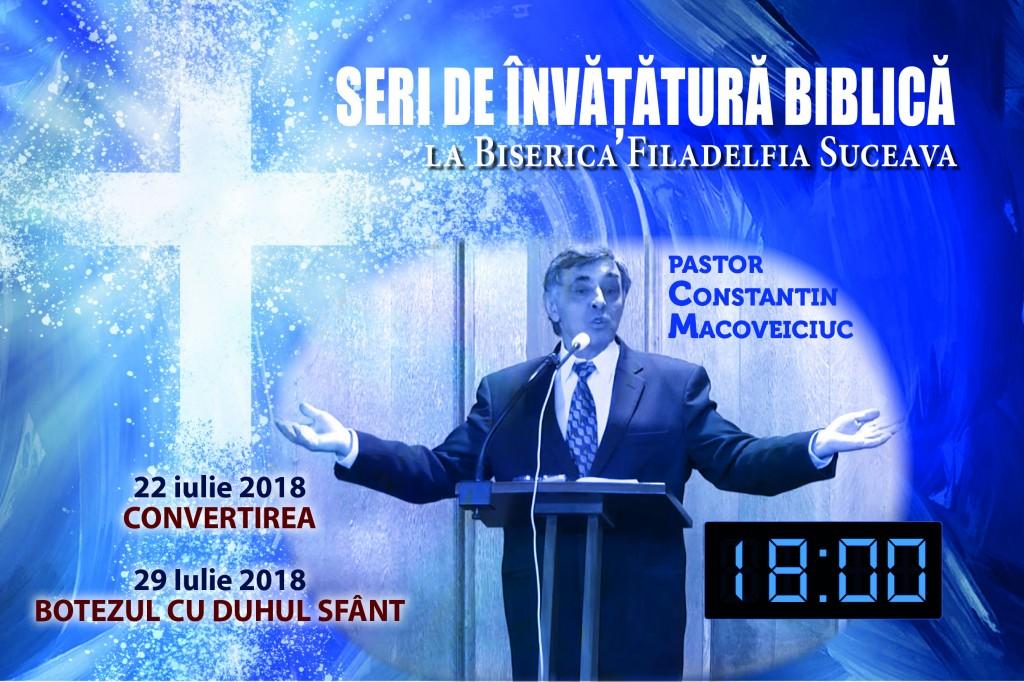 seri de invatatura biblica